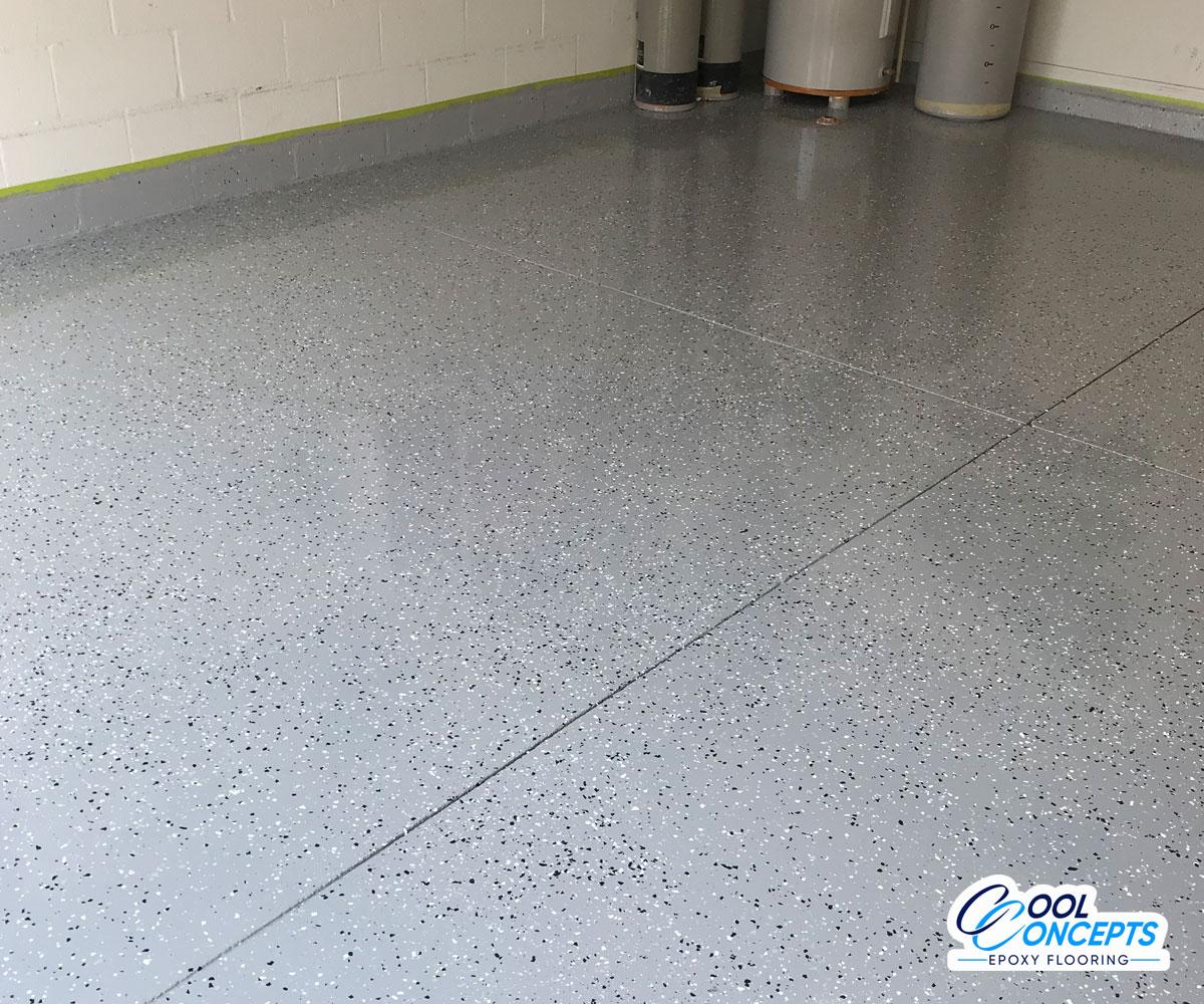 Cool Floors: Cool Concepts Epoxy Flooring